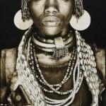 Gobelinbild Hamar Women - Ethiopia