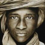 Gobelinbild Tuareg Boy - Mali