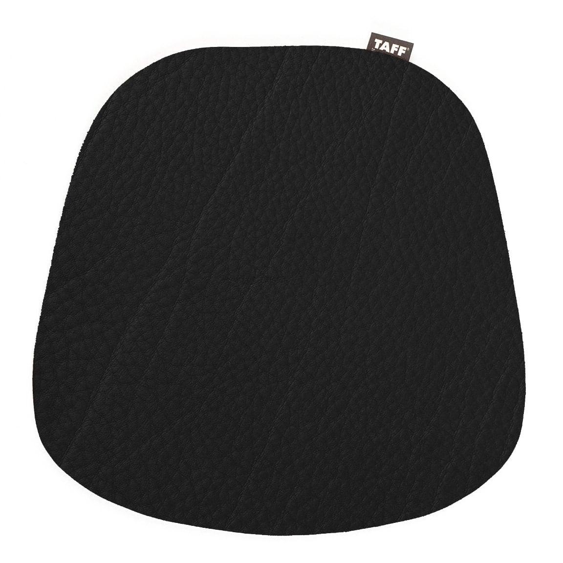 Sitzkissen-Puro-Leder-Armchair-schwarz