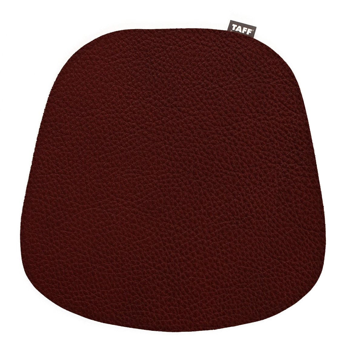 Sitzkissen-Rustik-Leder-Armchair-Kirsche